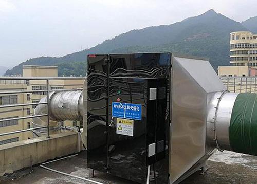 uv光氧催化工程