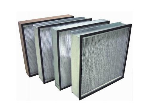 湖南有隔板高效空气过滤器