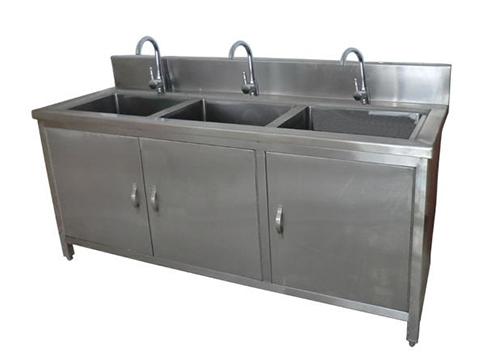 两槽污物清洗槽