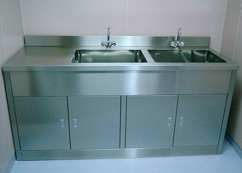 不锈钢感应洗手池
